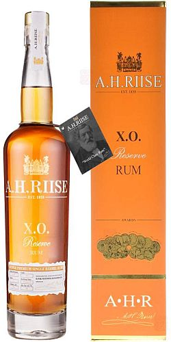 A.H. Riise XO Single Barrel Rum
